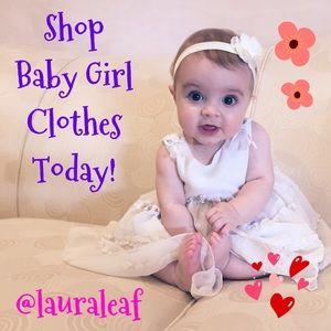 🌸Shop Baby Girl Clothes!🌸